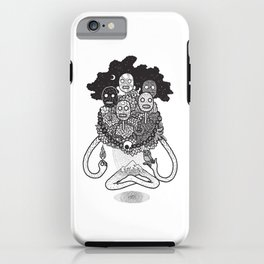 Masks iPhone Case