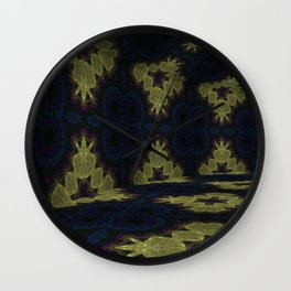 Iconic Hollows 10 Wall Clock