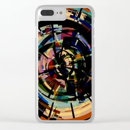 """""""I Can't Be Satisfied"""" Clear iPhone Case"""