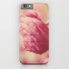 little flower Slim Case iPhone 6s