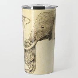 Tuba Travel Mug