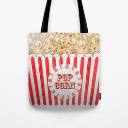 POP CORN Tote Bag