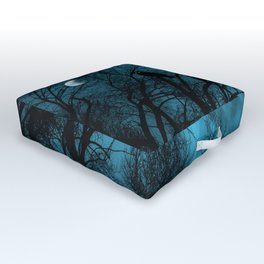 Night Wisdom Outdoor Floor Cushion