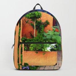 Garden Delights, Mesilla, NM Backpack