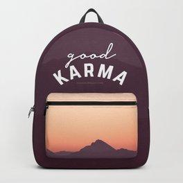 Good Karma Backpack