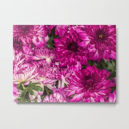 The Momma Flowers Taking Care Of Babies Metal Print