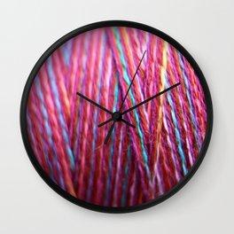 Yarnia 1 Wall Clock