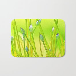 Allium 144 Bath Mat