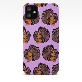 Tomi Repeat Pattern iPhone Case