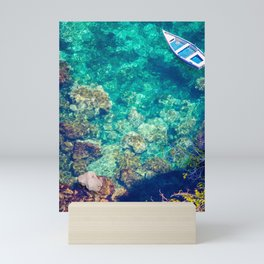Under the italian sea Mini Art Print