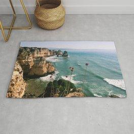 Algarve coast Rug