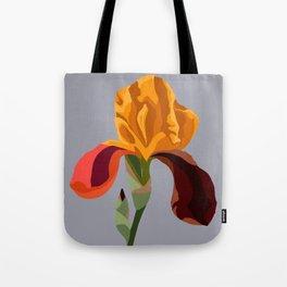 Iris 'Howard Weed' Tote Bag