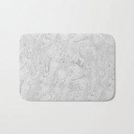 Grey marble Bath Mat