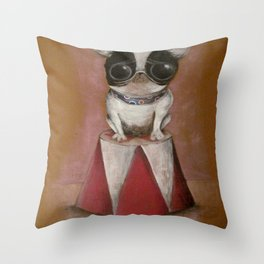 The Great Sobras Throw Pillow