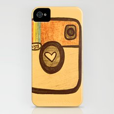 For Instagram Lovers ;) Slim Case iPhone (4, 4s)