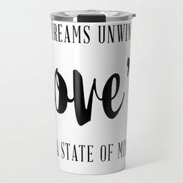 Rhiannon - Stevie Nicks Travel Mug