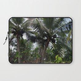 Coconut Palm Trees Laptop Sleeve