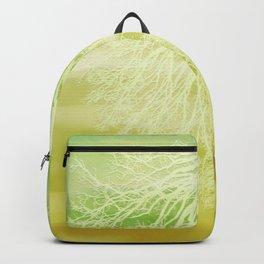inhaling spring Backpack