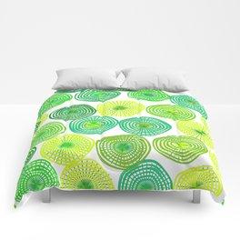Lemon-Lime Lift Comforters