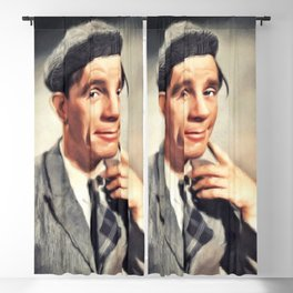 Norman Wisdom, Comedy Legend Blackout Curtain