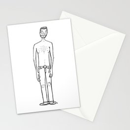 Riendo Salads Issue 2 Need for Speed Stationery Cards