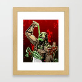 Hakkyou Framed Art Print