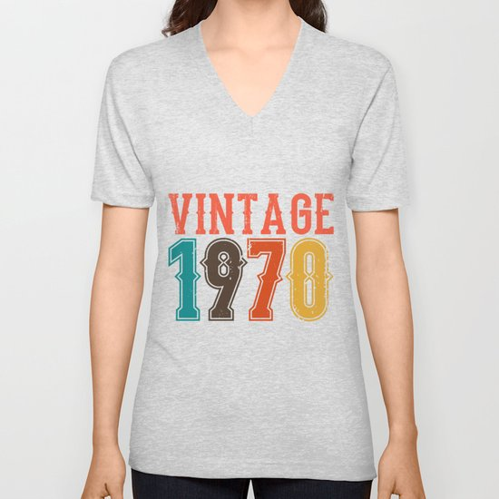 Vintage 1970 Birthday Gift Idea by thecrownmerch