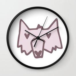 Hunter Colgate Wall Clock