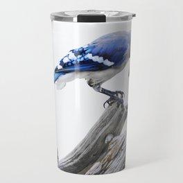 Blue Jay II Travel Mug