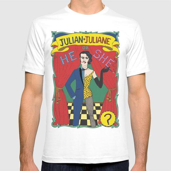 Julian/Julianne T-shirt