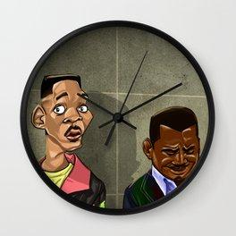 Fresh from Bel Air Wall Clock