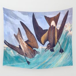 Fork-Tailed Storm Petrel Bird Wall Tapestry