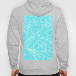 Robin Egg Blue Pattern Hoody