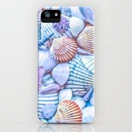 Seashells Everywhere iPhone Case