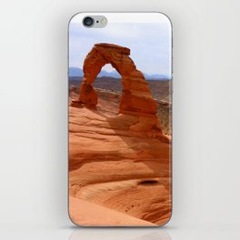 Delicate Arch A Famous Landmark iPhone Skin