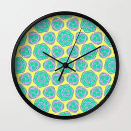 Sprouts Wall Clock