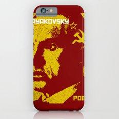 Vladimir Mayakovsky, Soviet Poet iPhone 6s Slim Case