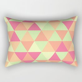 Colorful pattern Rectangular Pillow