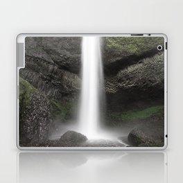 Latourell Falls, Horzontal Laptop & iPad Skin