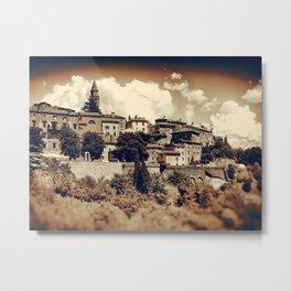 Old Town II Metal Print
