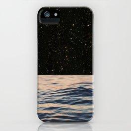 Empty Spaces iPhone Case