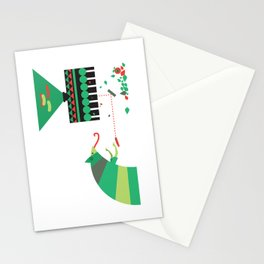 Cyberslok and the augumented reality Stationery Cards