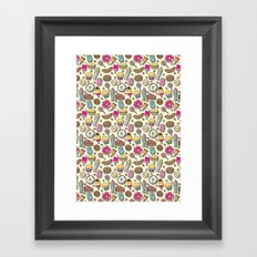 Sweet Eats Framed Art Print
