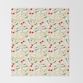 Fill you Heart Throw Blanket