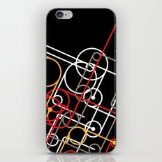 Unidentified Energy iPhone & iPod Skin