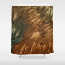 Clotho Shower Curtain