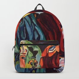 The Beat Goes On Backpack
