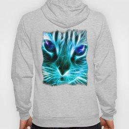 Lightning Cat Hoody