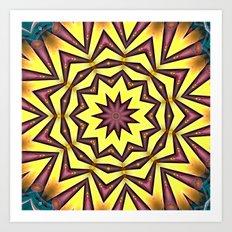Stars 4 Art Print