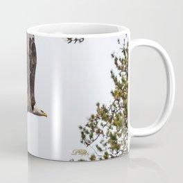 October Eagle II Coffee Mug